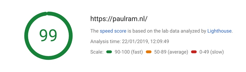 How to increase Google Page speed Score